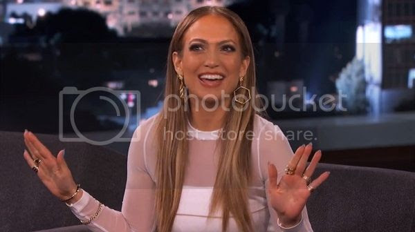 Jennifer Lopez discusses potential album titles + new song 'Big Booty'...