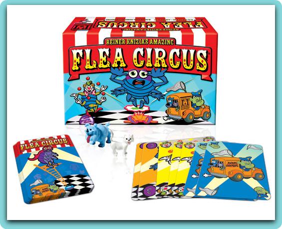 RnR Games Flea Circus