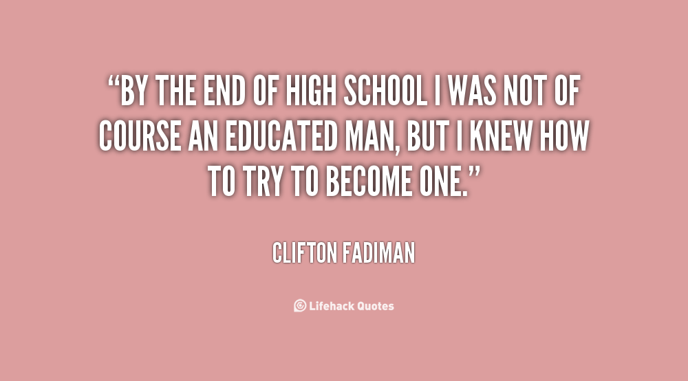 Quotes About End Of Middle School 10 Quotes