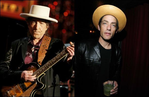 Por falar em Bob, outro famoso músico com esse nome, Bob Dylan, também tem um filho no mesmo ramo profissional: Jakob Dylan, vocalista do conjunto The Wallflowers. (Foto: Getty Images)