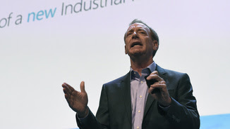 Brad Smith, president de Microsoft, en una foto d'arxiu (Reuters)