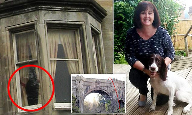 Is this GHOST to blame for Dunbartonshire's 'dog suicide bridge'
