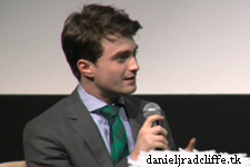 BAFTA Q&A in New York