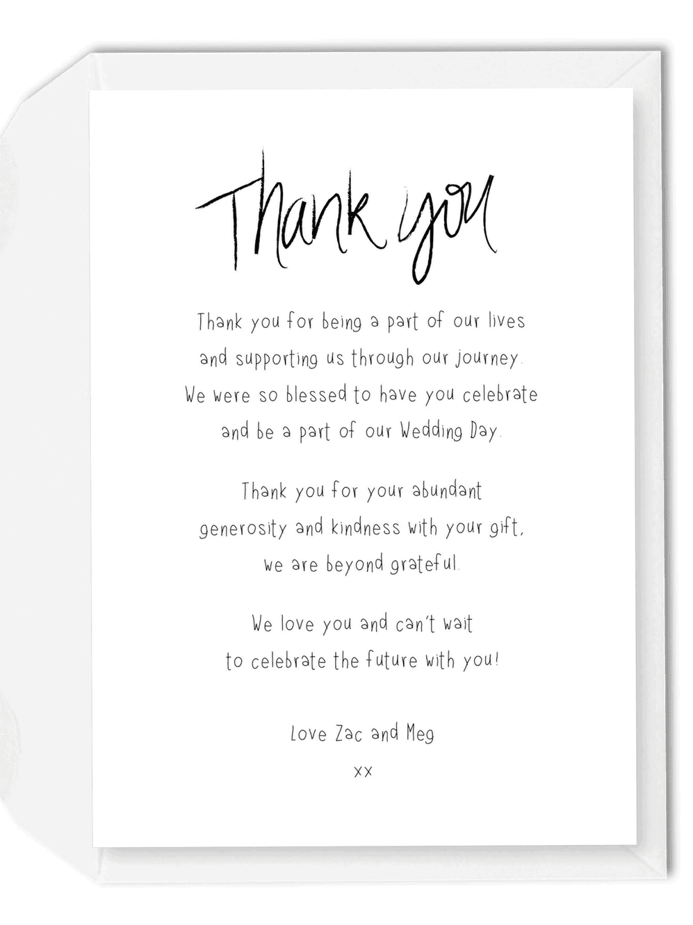 Thank You Gifts For Wedding Guests Ideas