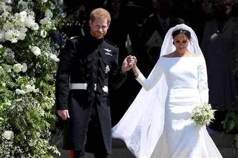 Royal Rip Off? Designer Suggests Meghan Markle?s Wedding