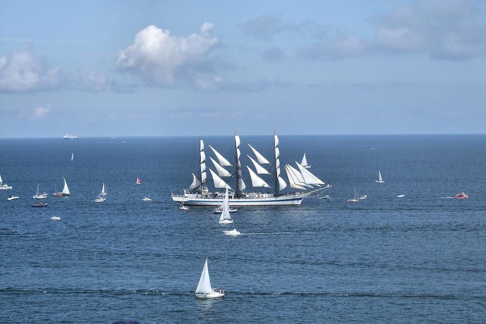 Tall Ships' 2009 Gdynia - parada