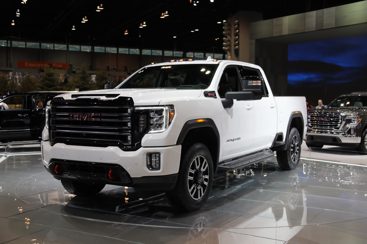 2020 sierra at4 hd live photo gallery  gm authority