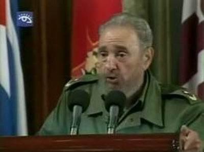 Discurso de Fidel en el Aula Magna de la Universidad de La Habana el 17 de noviembre de 2005