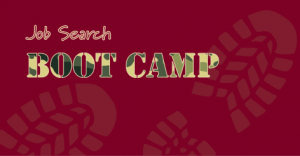 Job & Internship Search Boot Camp