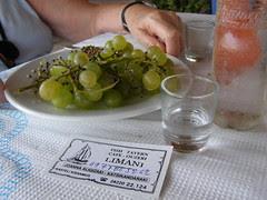 tsikoudia grapes
