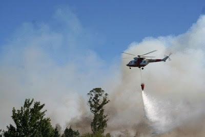 Seria preciso o dobro do investimento para dar resposta aos incêndios deste verão. Foto Xabier.M/Flickr
