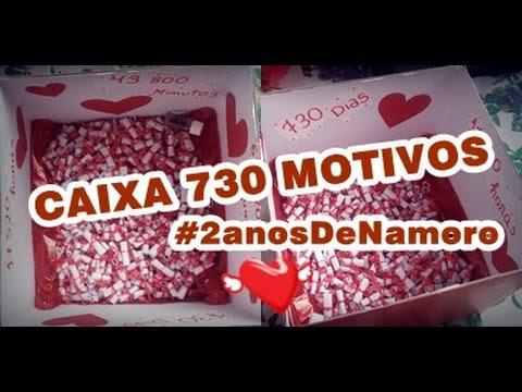 Caixa 730 Motivos Para Amar Você Blog Ana Karolina