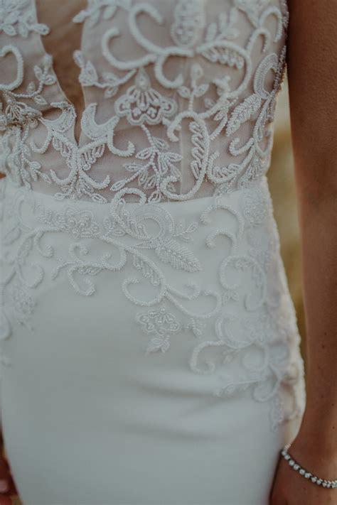 Casey Jeanne Custom Used Wedding Dress on Sale 61% Off