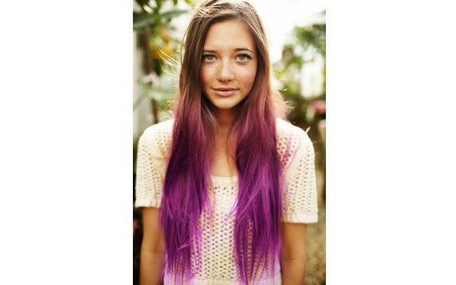 Quer colorir boa parte do seu cabelo claro? Inspire-se neste visual