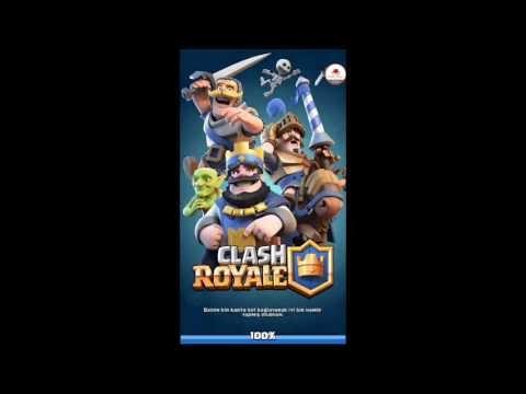 Başarısız Barbar Destesi / Clash Royale