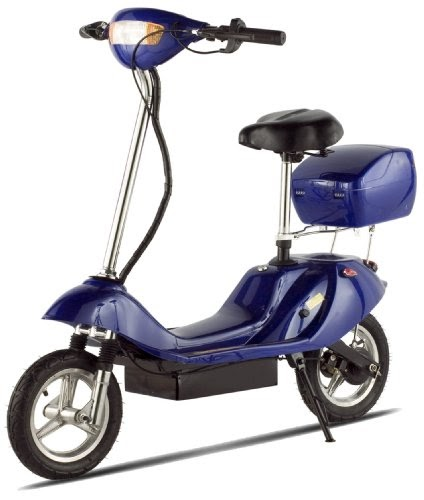 X Treme Scooters Electric Scooter Blue Buy Electric Scooters
