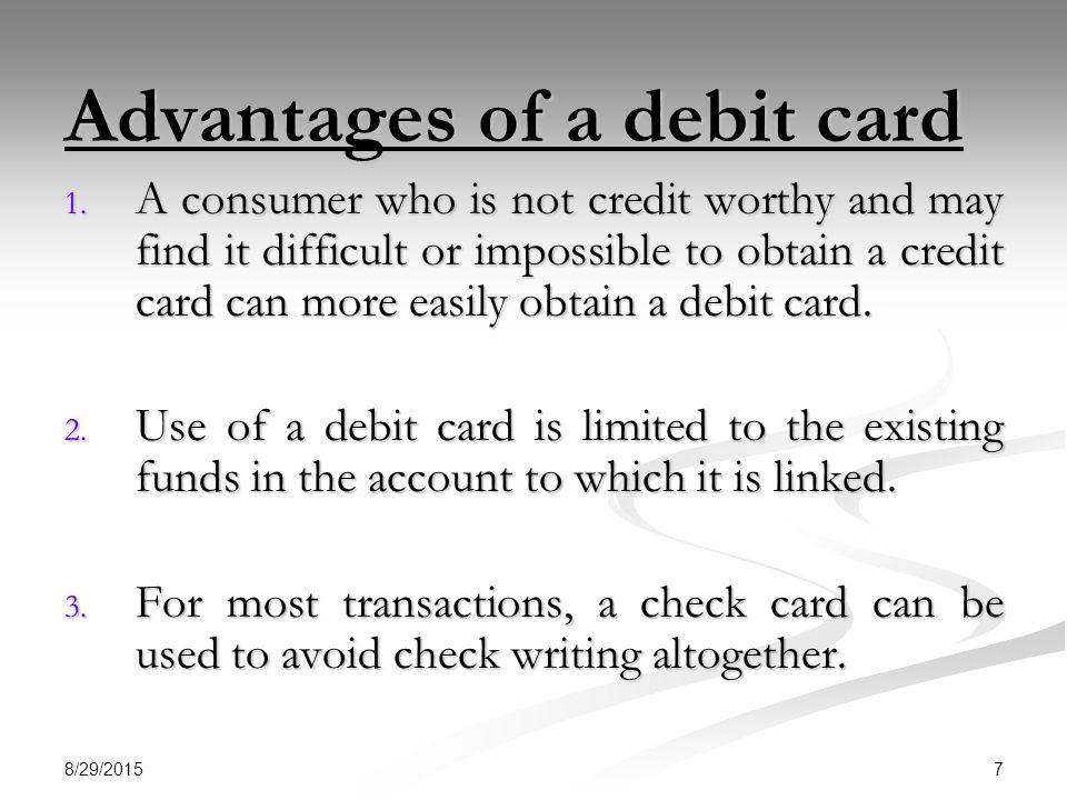Advantages+of+a+debit+card