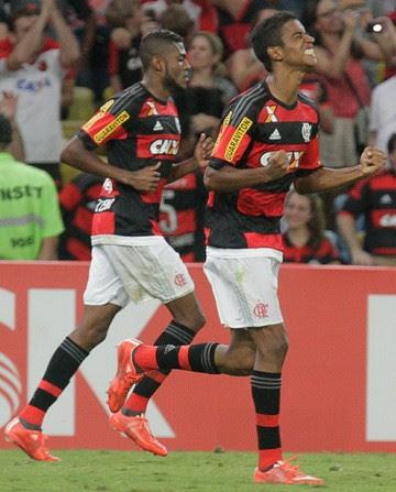 Gabriel Flamengo (Foto: Gilvan de Souza/ Flamengo Oficial)