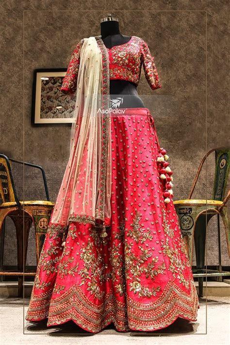 For your perfect #bridalwardrobe.. #Asopalav #Ahmedabad #