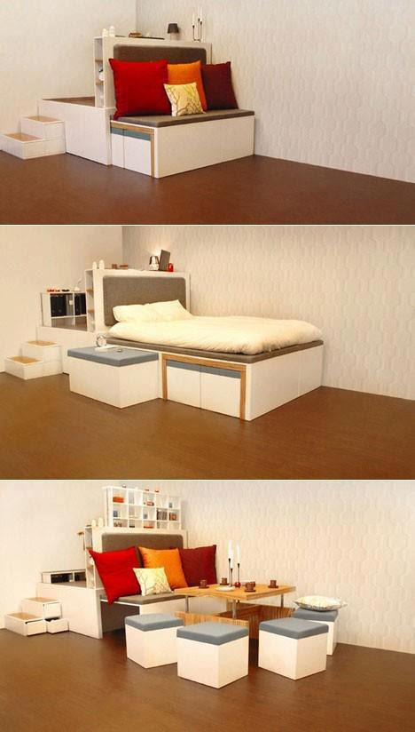 Matroshka Furniture – Compact Living Furniture Perfect for Small ...