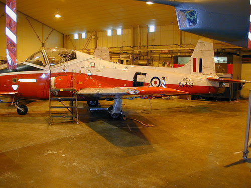 T.5A XW409 St Athan 160902