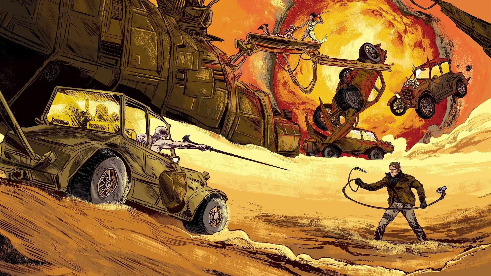 Mad Max Hd Wallpaper 67 Images