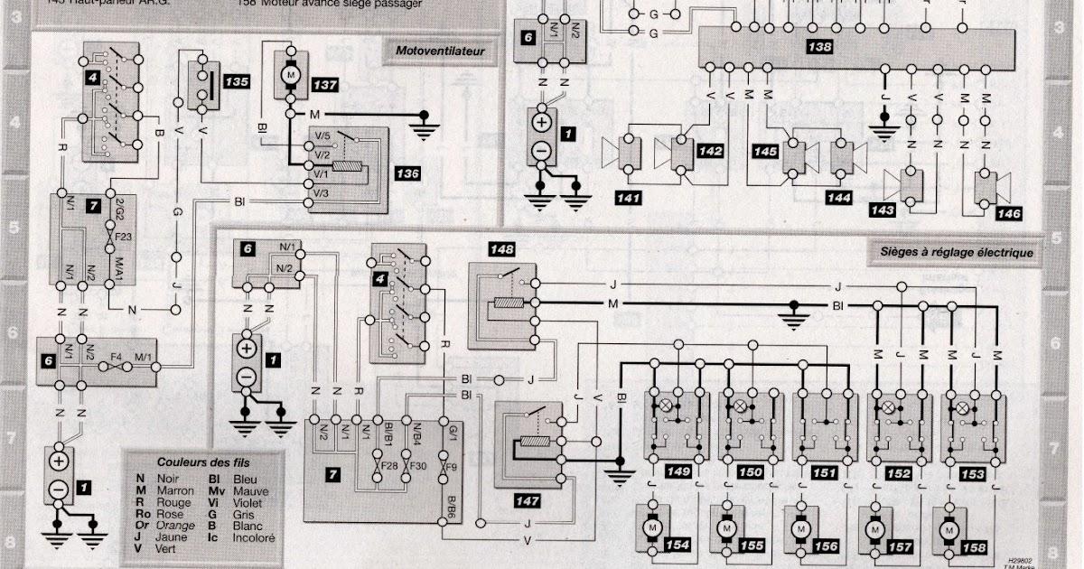 Schema Electrique Citroen C15 Diesel