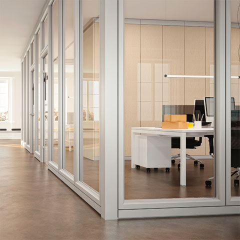 Intonaco termoisolante: Prezzi pareti divisorie ufficio
