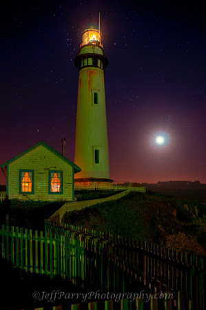 Night of Lights at Pigeon Point
