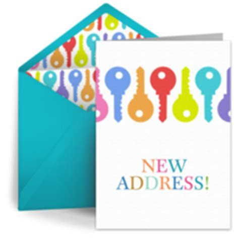 Free eCards for Moving, We Have Moved Cards, Change of