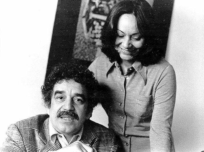 Mercedes Barcha, la cómplice eterna de Gabo