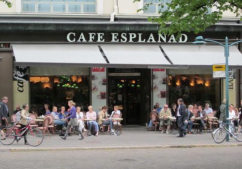 Cafe Esplanad