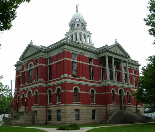 Eaton County Courthouse