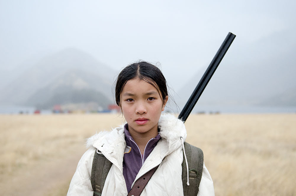 Jacqueline Joe as Tui in Top of the Lake