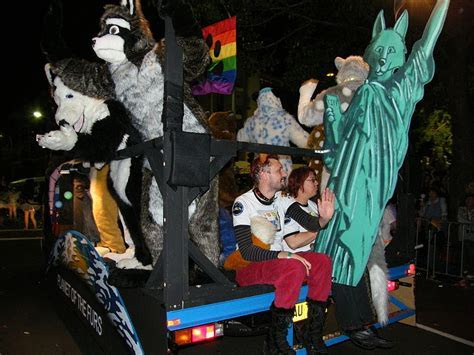Sydney Gay and Lesbian Mardi Gras   WikiFur, the furry