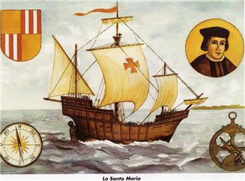 voir Puzzle Christophe Colomb - 48 pièces