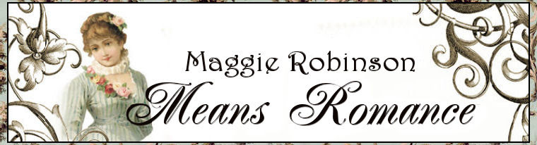Maggie Robinson Means Romance