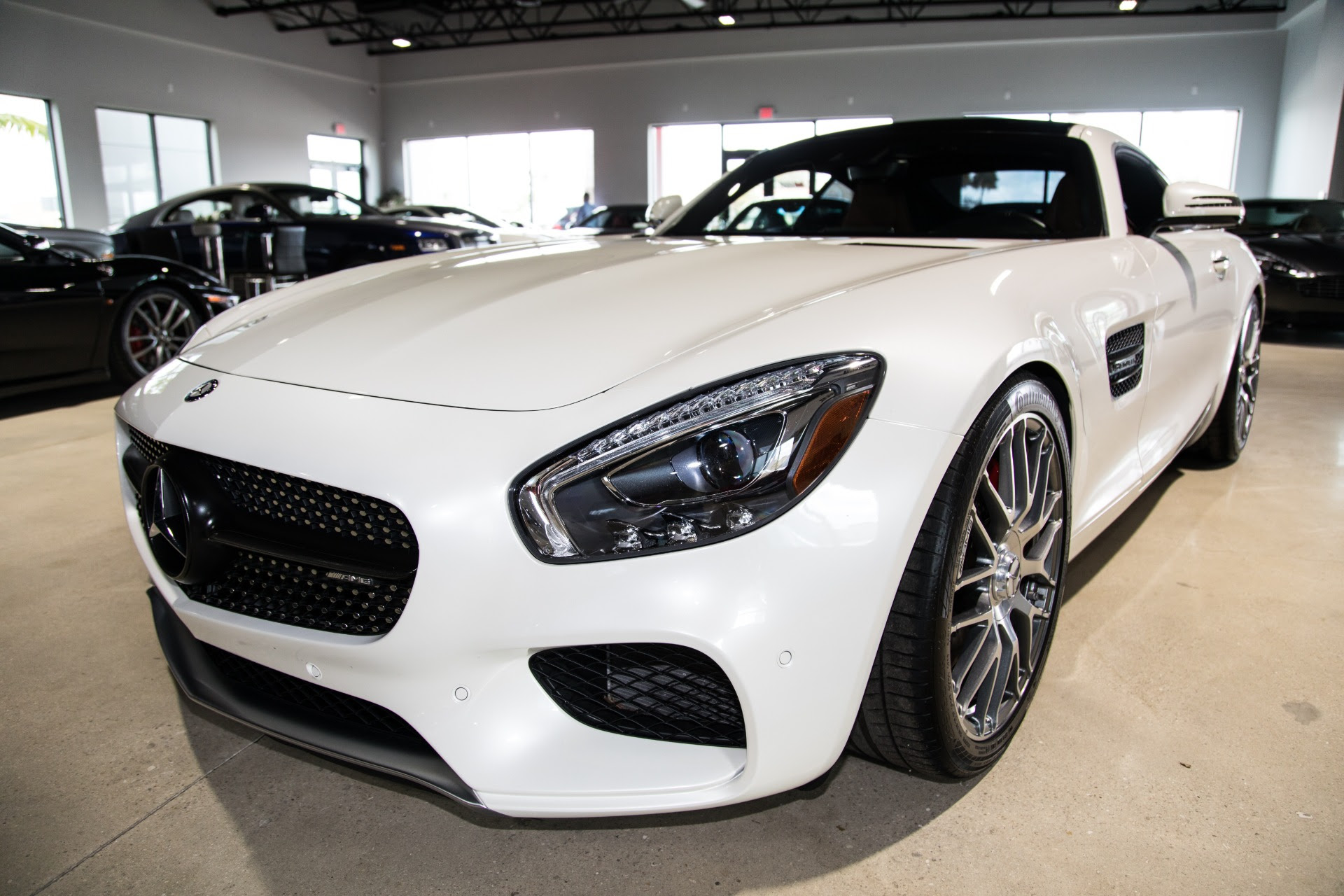 Used 2016 Mercedes-Benz AMG GT S S For Sale ($96,900 ...