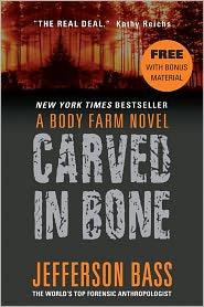 Carved in Bone by Jefferson Bass