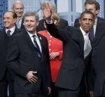 Stephen Harper, Barack Obama, Toronto G20, Freemasons, Freemasonry, Freemason
