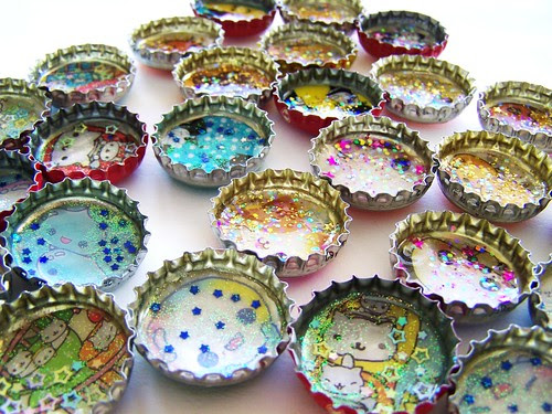 New Bottlecap Magnets