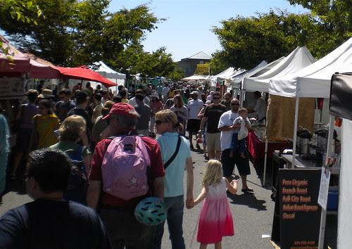 June 27: Mountain View Farmers Market