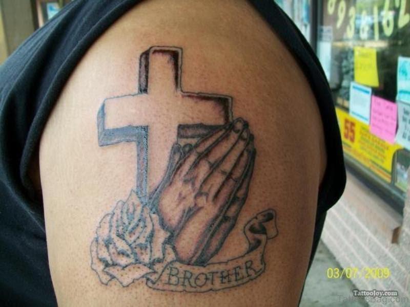 8 Brother Tattoos On Shoulder