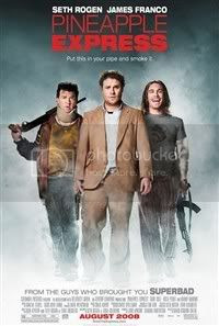 Pineapple Express Official Poster