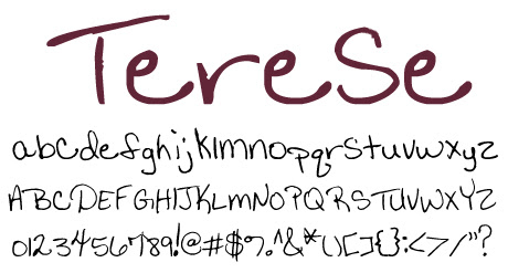 click to download Terese