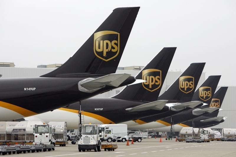 UPS логотип