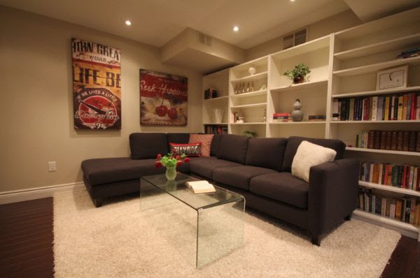 5 Suggestions For Decorating A Renovated Basement