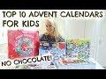 The Latest Non-Chocolate 2018 Advent Calendars