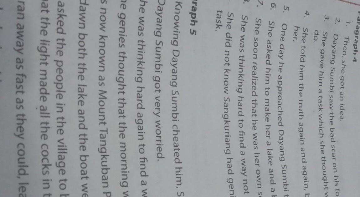 Jawaban Bahasa Inggris Kelas 9 Halaman 137 Guru Galeri