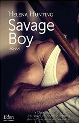 Couverture Hard boy, tome 6 : Savage boy